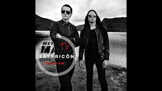 SATYRICON  | INTERVIEW AT Z7 METAL FESTIVAL 2009