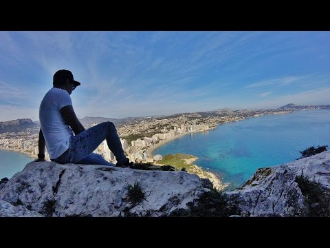 Calpe and Alicante - Peñon de Ifach - January 2016