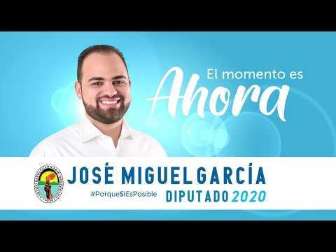 Lanzamiento Plataforma Interactiva José Miguel Garcia Diputado