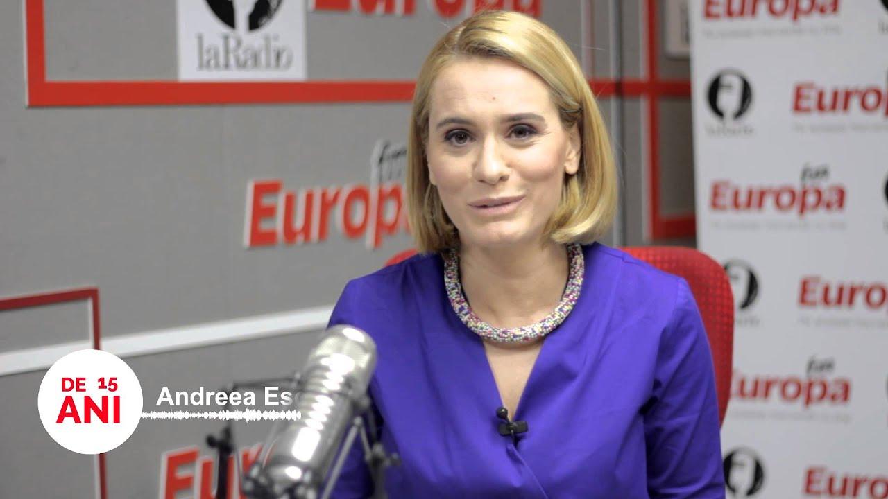 Interviu cu Andreea ESCA | Curentul International  |Andreea Esca