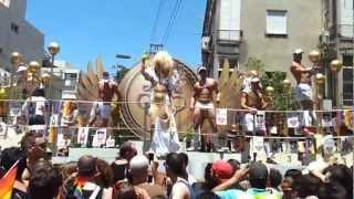 tel aviv 2012 gay pride parade hd מצעד הגאווה בתל אביב 2012