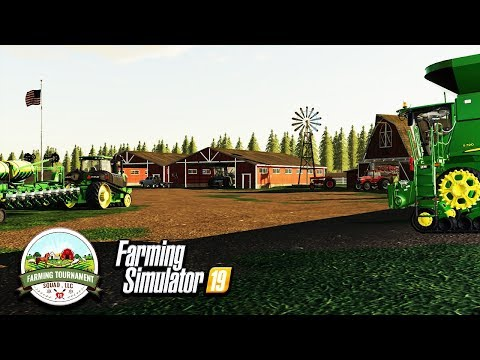 1ST OFFICIAL FARM DAY | BUILDING THE FARM FROM SCRAP | AND THE POLICE ARE SERIOUS!
