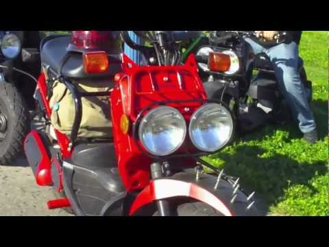 Nola Ruckus Society, BEW5 test ride