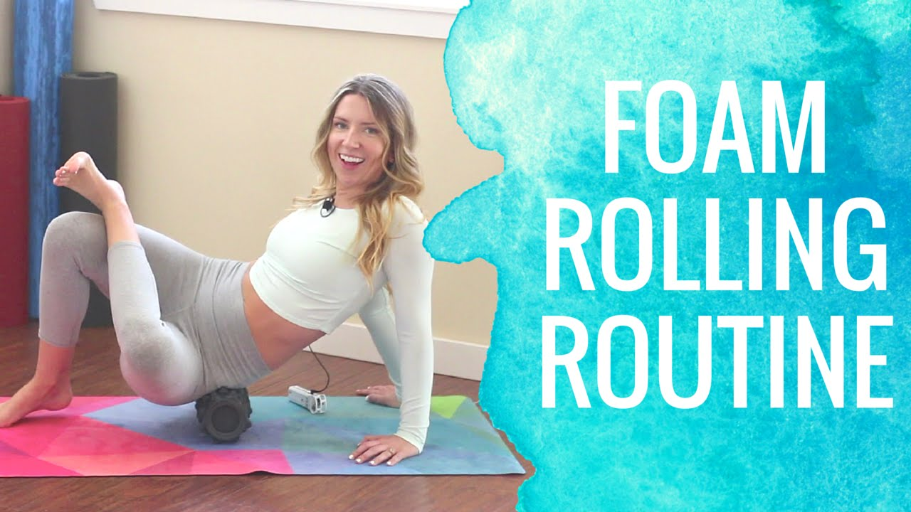 Watch 15 Best Foam Roller Exercises With Videos video