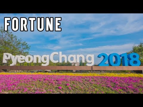 2018 Winter Olympics: A Look Inside I Fortune