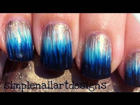 Ombre dip dye nail art without a sponge youtube ombre dip dye nail art without a sponge prinsesfo Image collections
