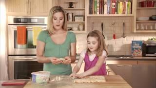 Rice Krispies* Frozen Yogurt Sandwhiches