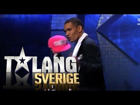 "Michael ""OWG-mannen"" Cambello   Talang Sverige"