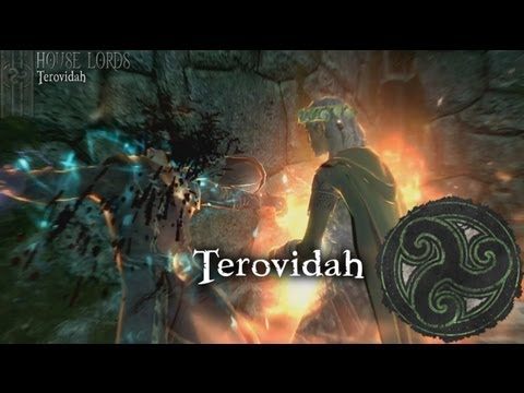 Skyrim Builds: [House Lords] Terovidah