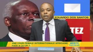 LE MERITE PANAFRICAIN DU 21 04 2017 : CPI et ONU