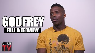 Godfrey on Antonio Brown, Shannon Sharpe, Dave Chappelle, Malik Yoba (Full Interview)
