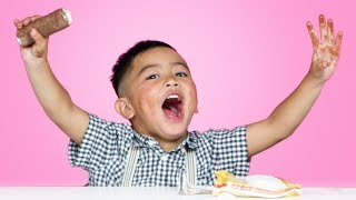 Kids Try Russian Snacks | Kids Try | HiHo Kids