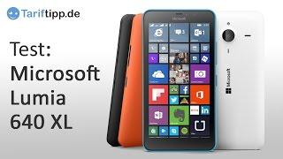 Microsoft Lumia 640 XĻ | Test deutsch