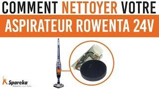 Comment faire l'entretien de votre aspirateur Rowenta Air force Extrême ?