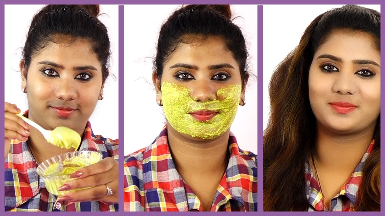 Remove Facial Hair Permanently - Unwanted Hair Removal - Oviya Tamil Beauty  Tips