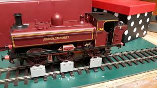Dapol 57XX  L94  0 gauge review