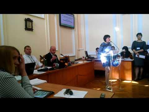 Новини Тернополя 20 хвилин: Тернопіль. Сесія. Батьки проти реорганізації