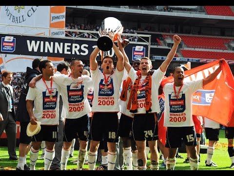 Luton Town 3-2 Scunthorpe United - 2009 Johnstone's Paint Trophy Final