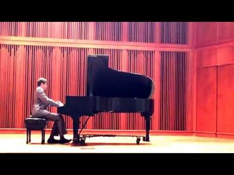F. Chopin - Prelude in C minor (Baltimore Music Teacher Association Competition, May 17, 2015)