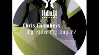 Chris Chambers - Tribalismo (Original Mix)