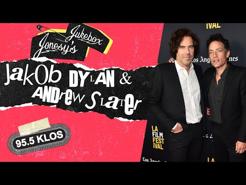Jakob Dylan & Andrew Slater In-Studio With Jonesy