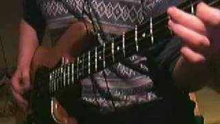 Disturbed - Ten Thousand Fists - Bass Cover