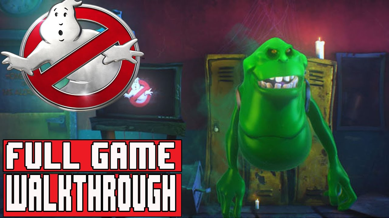 Ghostbusters Games Free Online