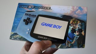 "Ultimate Game Boy Advance IPS ""ZELDA "" Edition"
