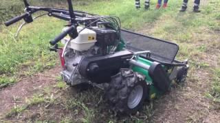 Macchine agricole honda roma for Bcs 602 con piatto taglia trincia erba