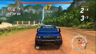 Quick Play: Sega Rally Online Arcade - XBLA [HD]