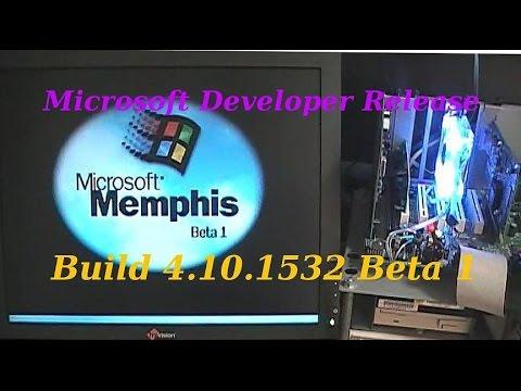 Microsoft Memphis Developer
