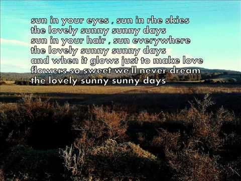 Lovely Sunny Days* Demis Roussos * algeria  W 36