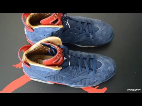 Air Jordan Doernbecher 6 Review & On Foot