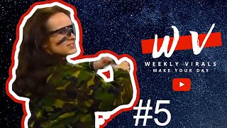 Weekly Virals #5 Extreme accident's and funny moments. ENJOY !!!