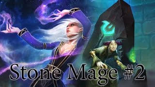 Hearthstone Stone Mage #2 - Stone, Paper, Tirion