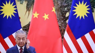 Malaysian PM wraps up his official visit to China