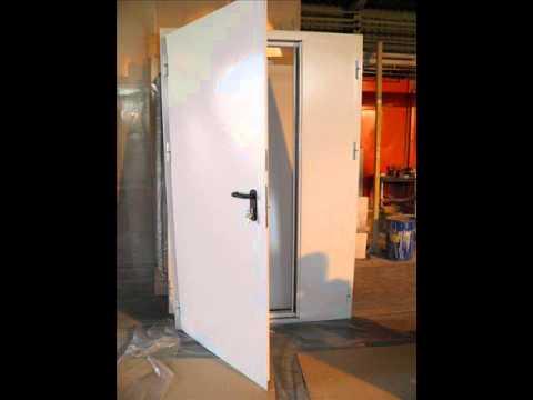 Двери металлические противопожарные ДМП, ДМПИ, ДСН, ДСВ