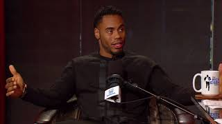 Former NFL RB Rashad Jennings Is Ready to Play in the League Again   The Rich Eisen Show   9/22/17