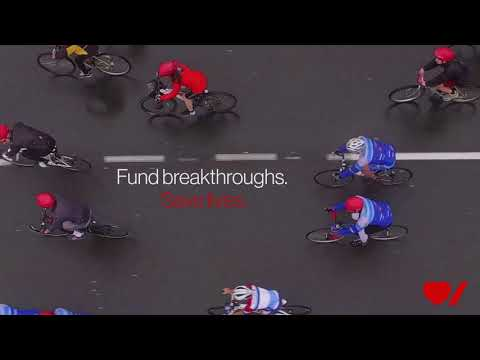 Ride for Heart Social Recruitment Video