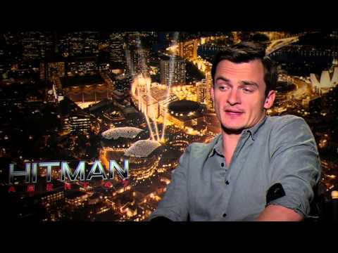 Hitman: Agent 47 | Exclusive interview with Rupert Friend, Hannah Ware & Zachary Quinto