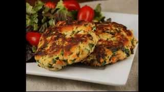 Fit Food Friday: Sweet Potato and Kale Turkey Patties