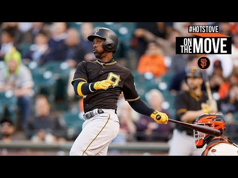 Andrew McCutchen TRADED to The San Francisco Giants!