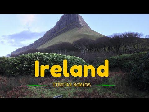 Tibetan Nomads Travel to Ireland and Northern Ireland