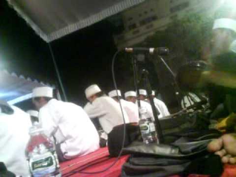Ahbaabul Musthofa Madiun bersama Habib Husein di Yayasan Abul Faidl.MP4