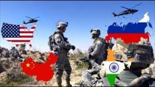 Asia's Top 10 Most Powerful Land Army 2018