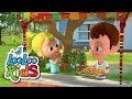 Hot Cross Buns THE BEST Songs For Children LooLoo Kids mp3