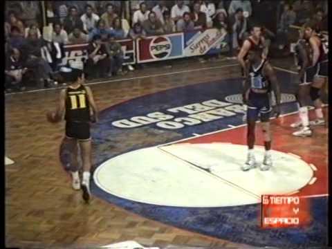 Liga Nacional de Basquet Temporada 1990