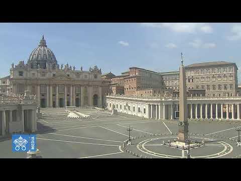 Vatican Media Live