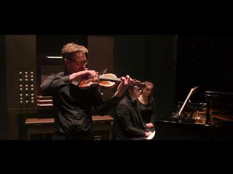 P. I. Tchaikovsky - Violin Concerto in D major, Op. 35. Allegro moderato | Dmitry Daniel Askerov