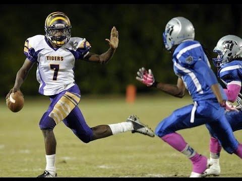 Lamar Jackson (Louisville University) HEISMAN WINNER QB - Boynton Beach high school highlights